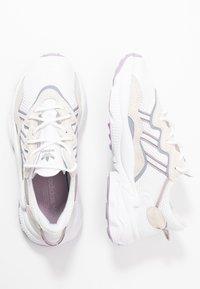 adidas Originals - OZWEEGO ADIPRENE+ RUNNING-STYLE SHOES - Trainers - footwear white/grey three/soft vision - 5