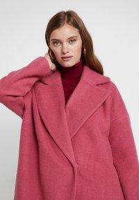 KIOMI - Classic coat - mauvewood - 3
