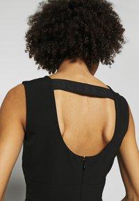 Guess - PATTI DRESS - Shift dress - jet black - 4