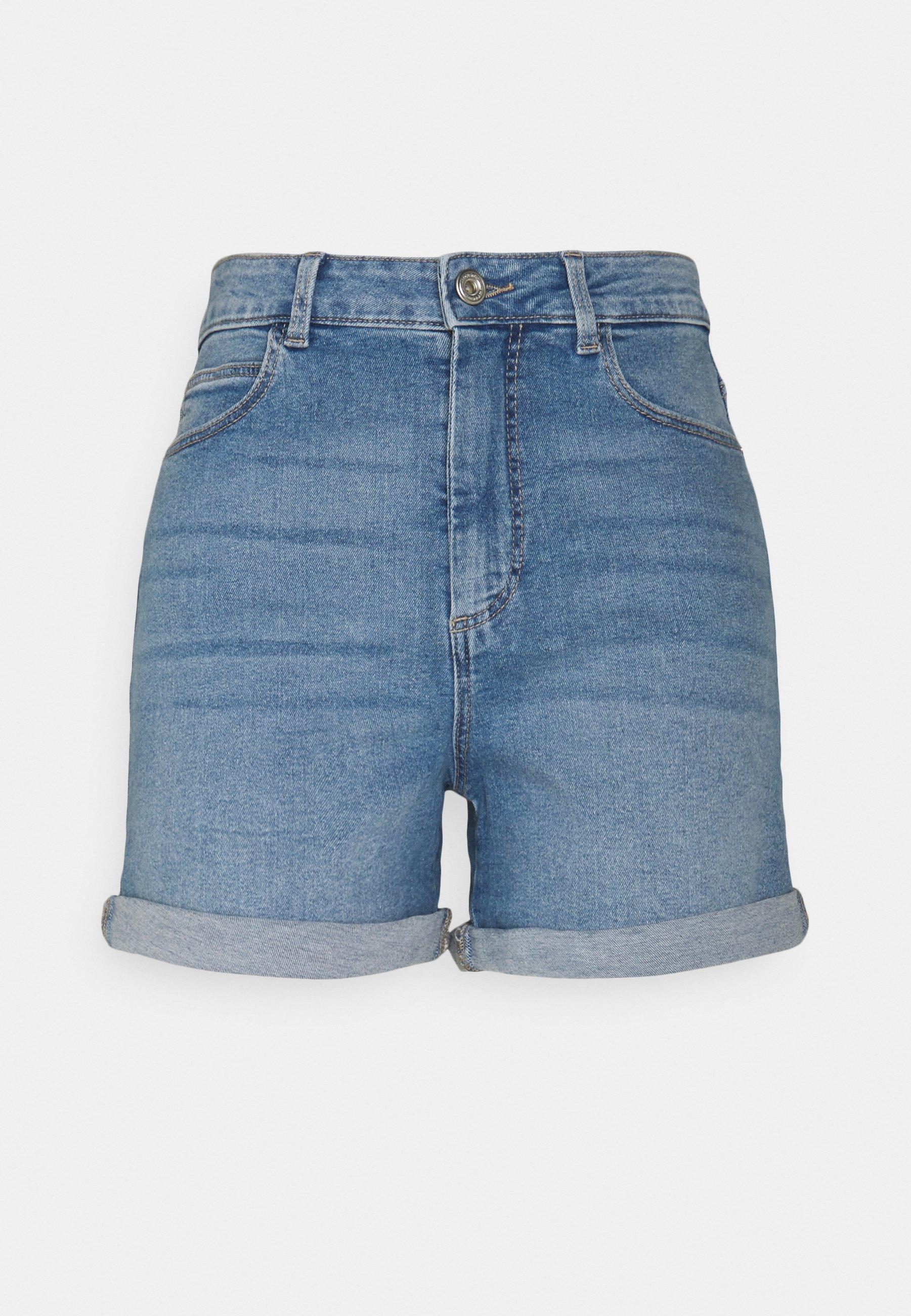 Women PCPACY  - Denim shorts