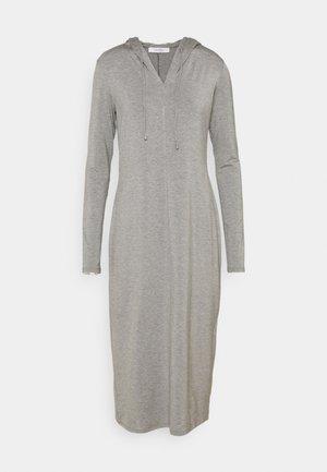 ONTARIO - Jersey dress - grigio medio