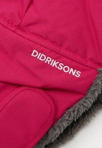 Didriksons - BIGGLES - Muts - lilac - 3
