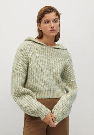 CAPUCHINO - Hættetrøjer - pastellgrün