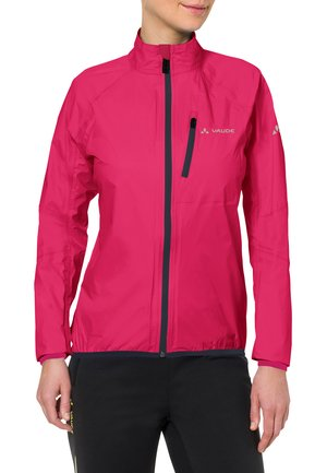 DROP - Waterproof jacket - bramble