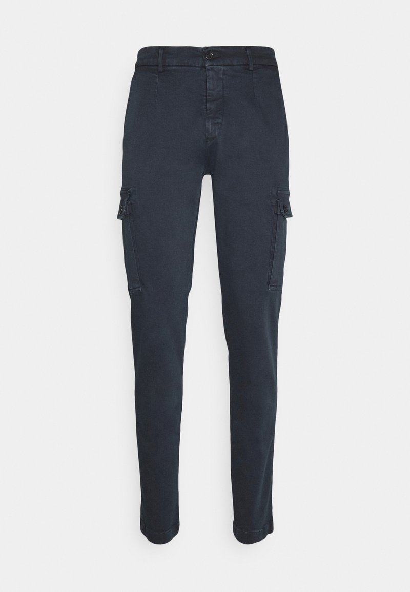 Replay - JAAN - Cargo trousers - blue