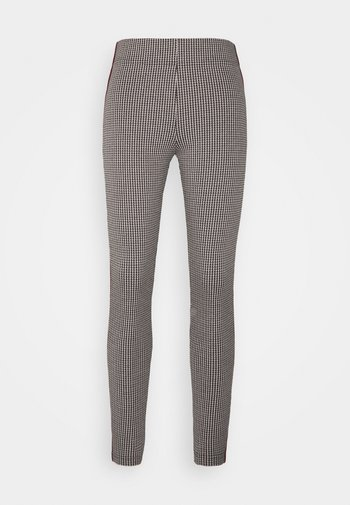 DOGTOOTH - Leggings - Trousers - black
