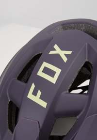 Fox Racing - SPEEDFRAME PRO HELMET - Helm - dark purple - 5