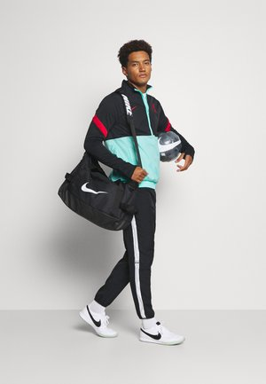 ACADEMY TEAM - Sportovní taška - black/white
