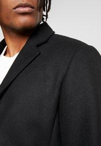 Redefined Rebel - HERMAN COAT - Short coat - black - 6