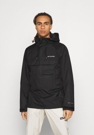 BUCKHOLLOW™ ANORAK - Giacca outdoor - black