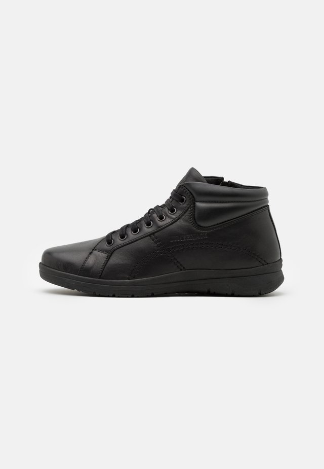 JOELE - Sneakers high - black