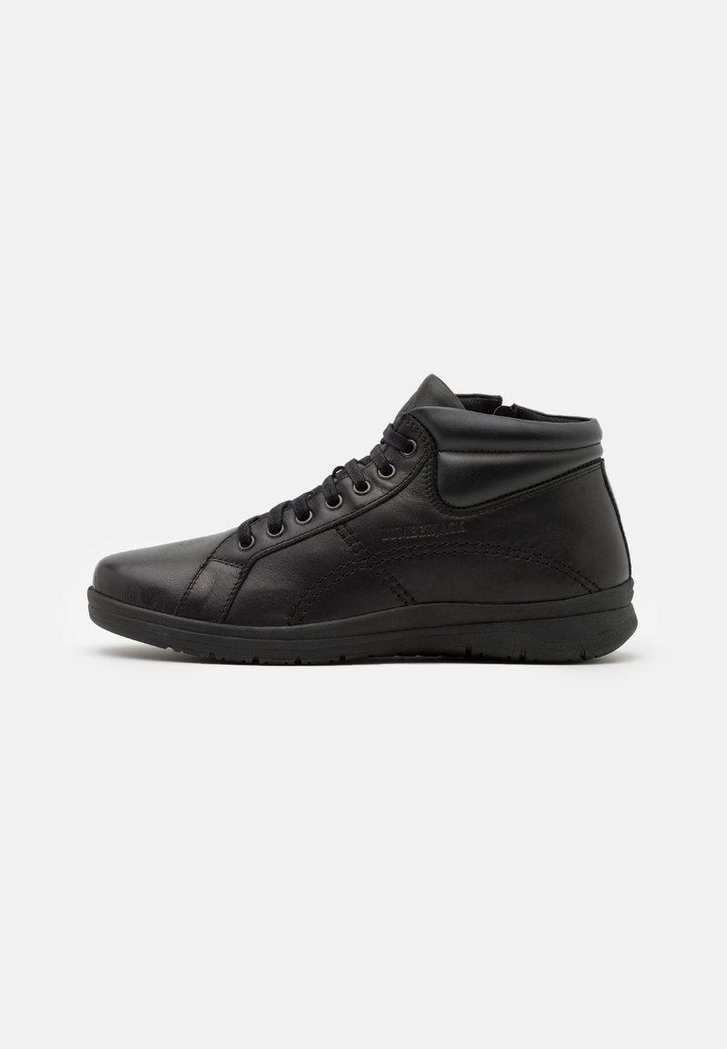 Lumberjack - JOELE - Sneakers alte - black