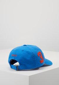 Polo Ralph Lauren - BIG APPAREL ACCESSORIES HAT UNISEX - Kšiltovka - colby blue - 3