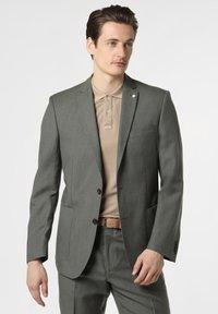 Andrew James - BRAYDEN HL - Blazer jacket - khaki - 0