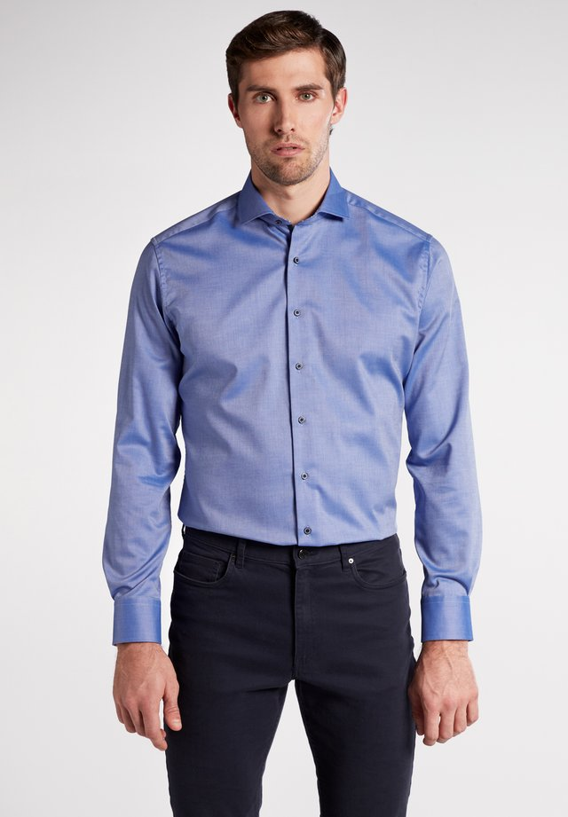 MODERN FIT - Overhemd - blue