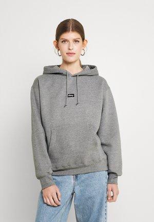 OBEY TAG - Sweatshirt - grey heather