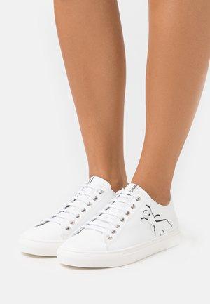 Trainers - bianco