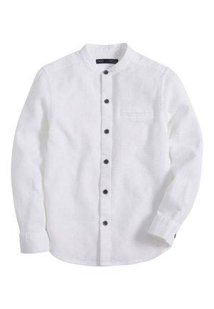 LONG SLEEVE TEXTURED (3-16YRS) - Shirt - white