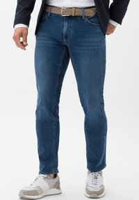 BRAX - STYLE CHUCK - Jeans Skinny Fit - authentic blue used - 0