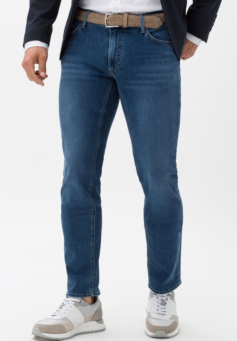 BRAX - STYLE CHUCK - Jeans Skinny Fit - authentic blue used