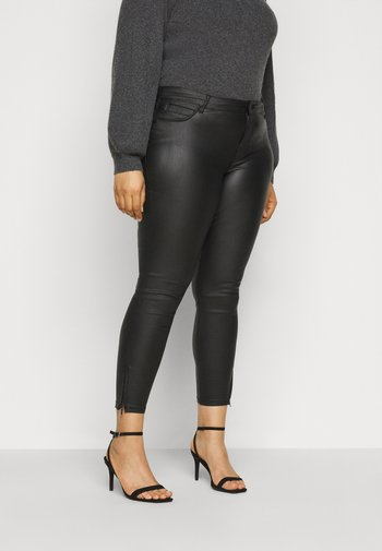NMKIMMY NW COATED ANKLE PANTS