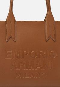 Emporio Armani - Handbag - tabacco - 6