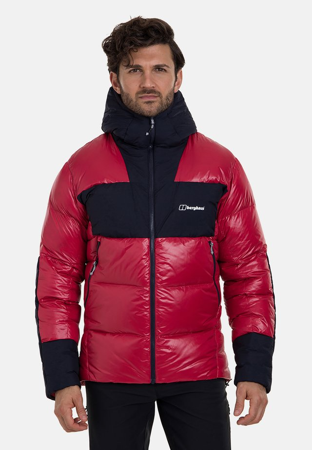 ARKOS REFLECT  - Down jacket - red