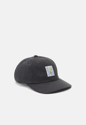 RHYTHM PANEL STRAPBACK UNISEX - Cap - black