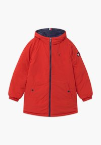 Tommy Hilfiger - REVERSIBLE ICONIC PUFFER - Winter coat - blue - 2