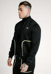 SIKSILK - LEGACY FADE - Giacca sportiva - black - 4