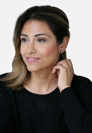 OHRSCHMUCK PERLE - Earrings - grey