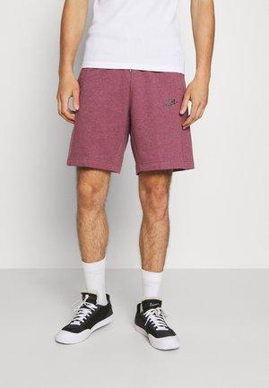 SHORT REVIVAL - Pantalon de survêtement - light mulberry