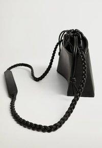 Mango - EDAN - Across body bag - noir - 2