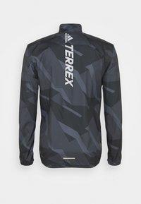 adidas Performance - WIND  - Impermeable - black - 1