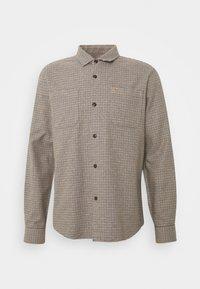 Farah - DEKKER CHECK OVERSHIRT - Shirt - beige - 4