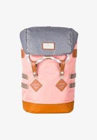 Doughnut - Rucksack - light pink x pumpkin - 1