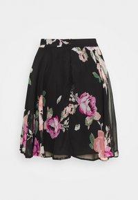 Guess - JUWAN SKIRT - A-line skirt - lovely black - 1