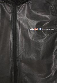Rukka - MELDOIS - Waistcoat - black - 2