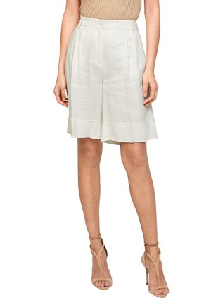 À JAMBES LARGES - Shorts - white
