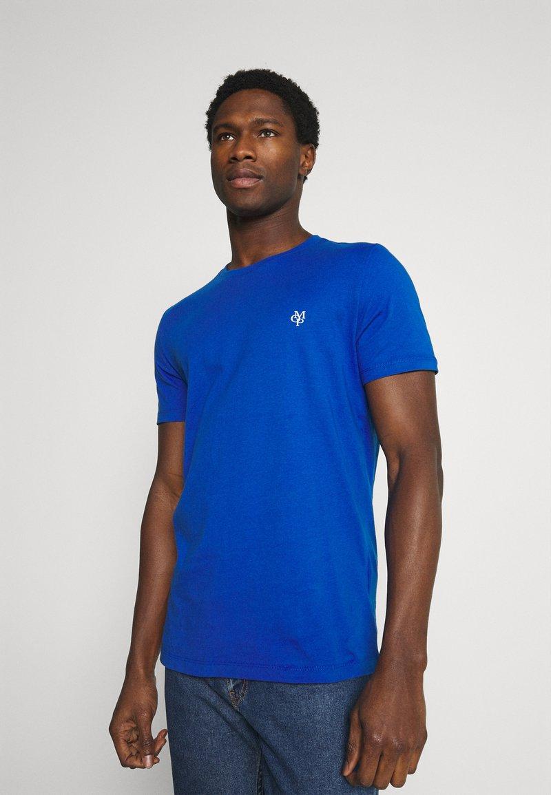 Marc O'Polo - SHORT SLEEVE - T-shirt basic - turkish sea