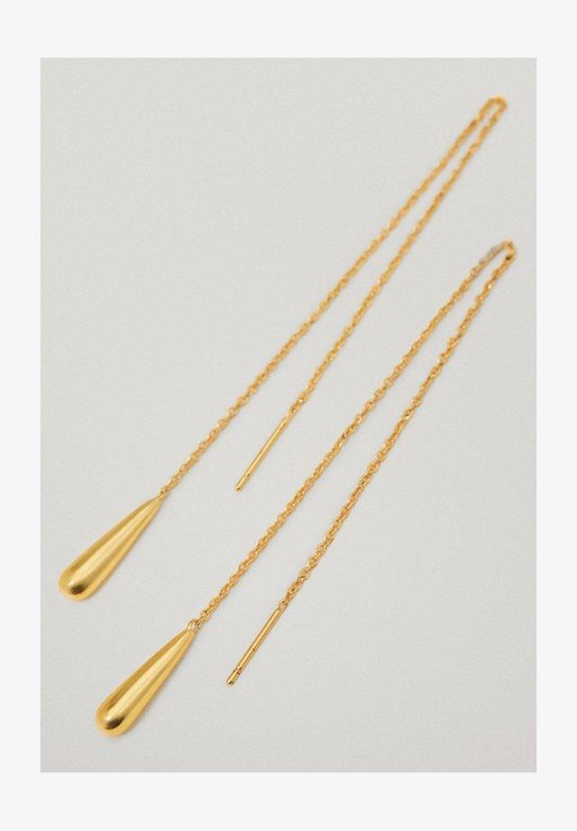 MIT  - Earrings - gold