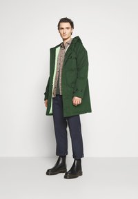 Scotch & Soda - CLASSIC PADDED JACKET - Winter coat - army - 0