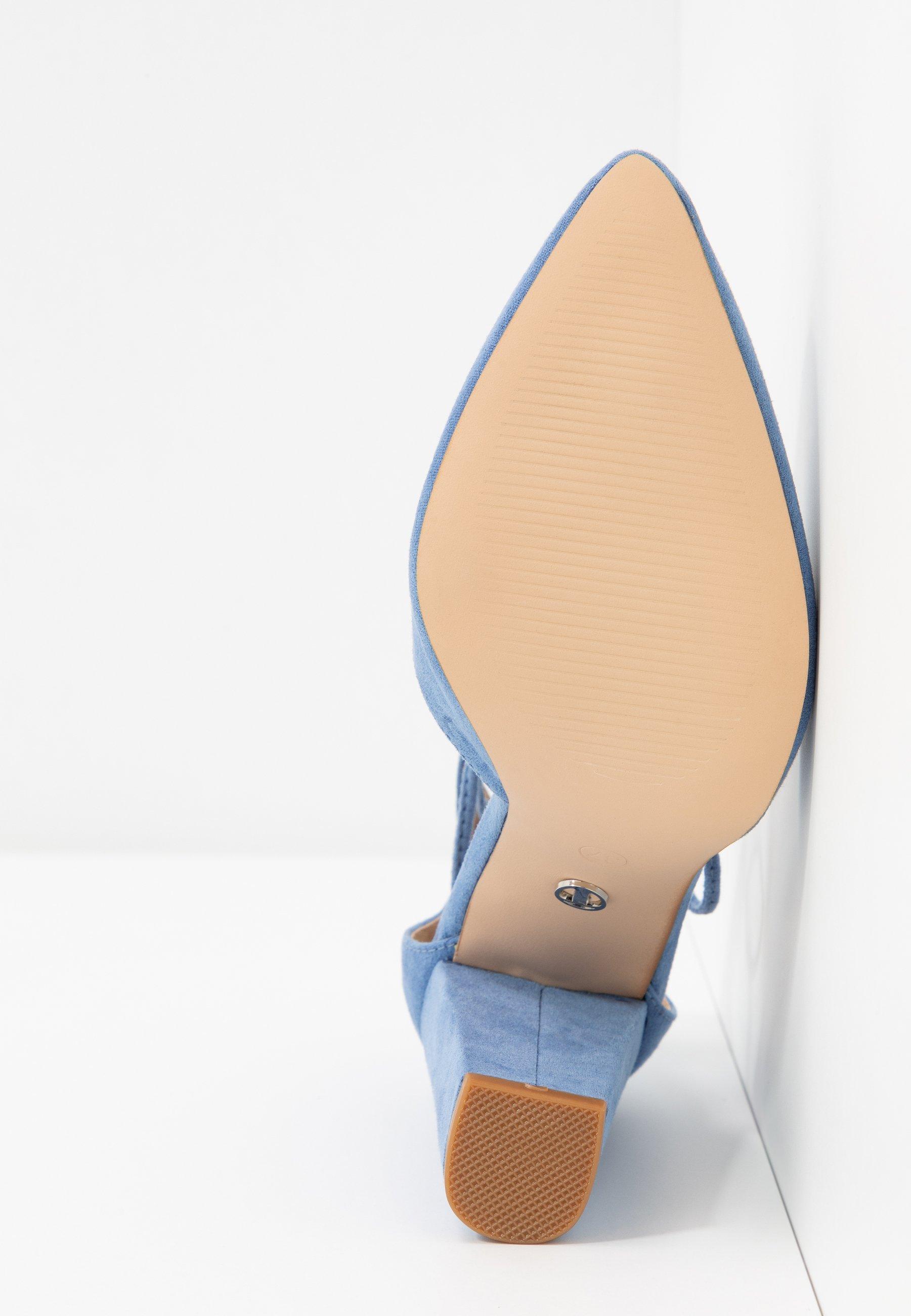 Tata Italia Højhælede Pumps - Blue