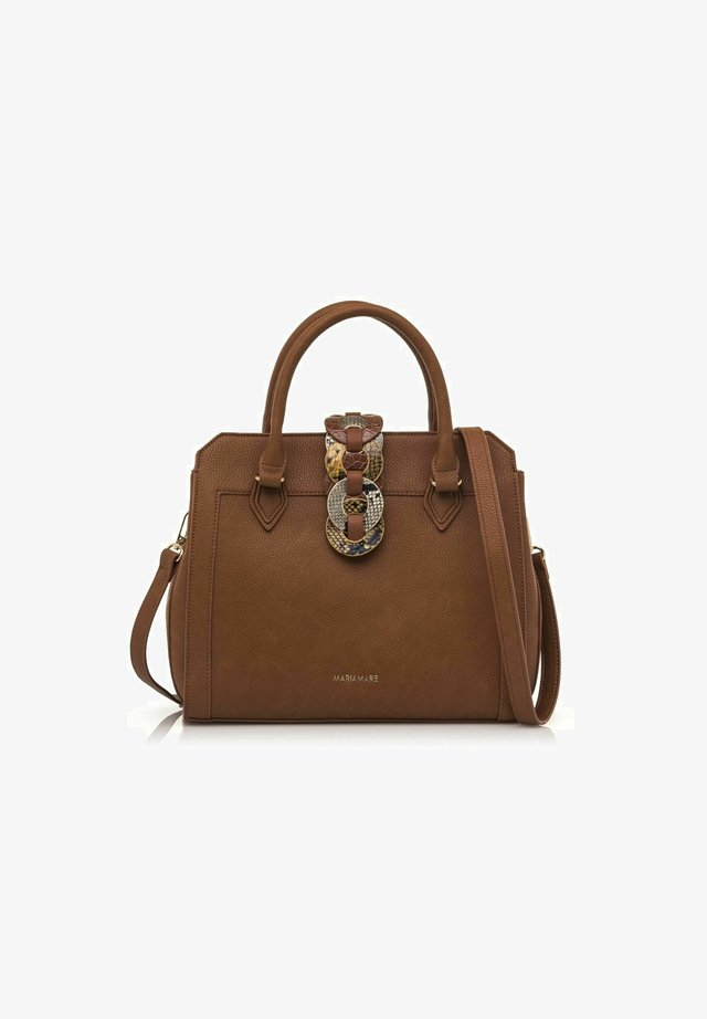 BOLSO FIERE - Bolso de mano - brown