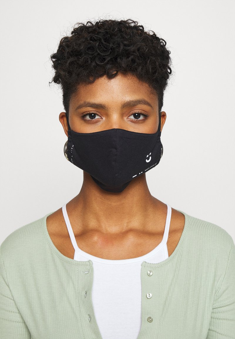Maison Hēroïne - BUNDLE 3 PACK - Community mask - black