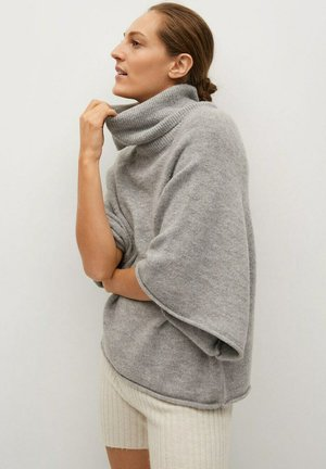 BED - Strickpullover - gris
