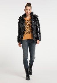 myMo - Winter jacket - schwarz - 1