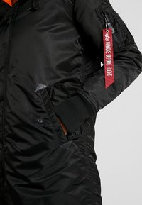 Alpha Industries - LONG FISHTAIL  - Parka - black - 7