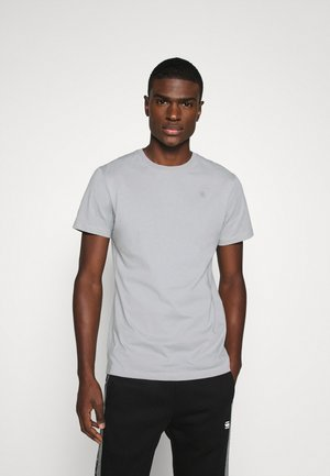 BASE-S R T S\S - Basic T-shirt - correct grey