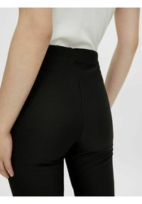 Pieces - Trousers - black - 3